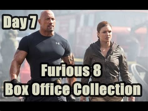 fast and furious box office fast and furious 8 box office collection day 7 youtube