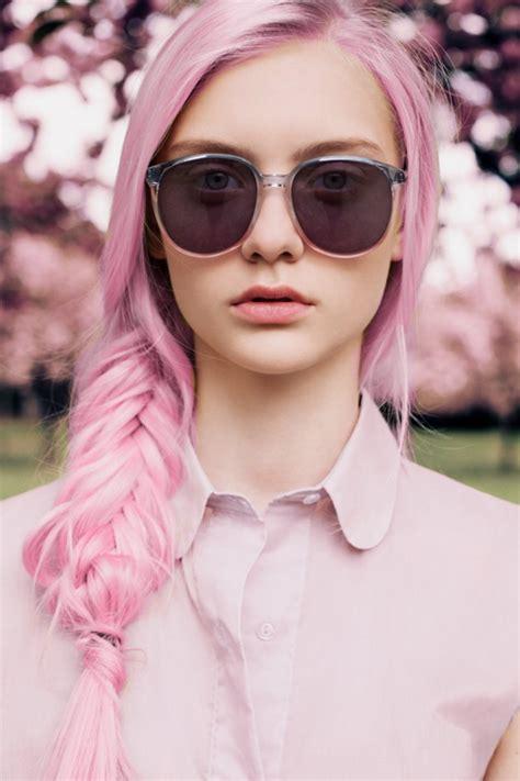 pink photos hair 2013 pastel hair trend 2013