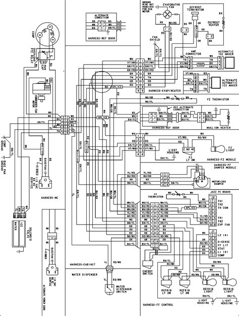 amana maker wiring diagram 28 images parts for amana