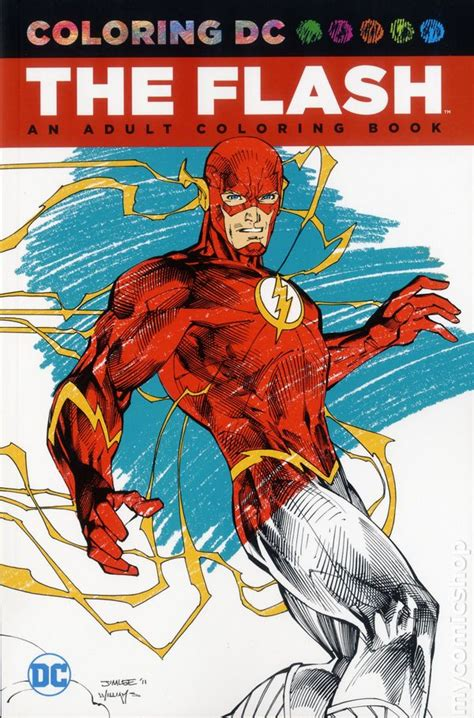 Pdf Flash Coloring Book Dc by Coloring Dc Flash Sc 2016 Dc An Coloring Book