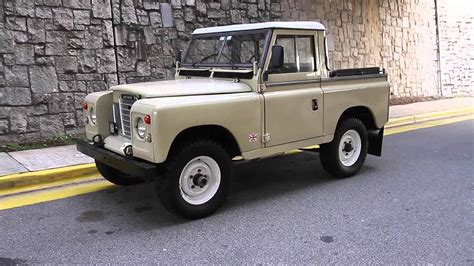 land rover for sale 1975 land rover series iii for sale