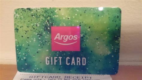 Argos Gift Card Offer - argos gift card for sale in ballycanew wexford from polly2014