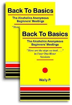 Pdf Back Basics Alcoholics Beginners Meetings by Back To Basics The Aa Beginners Meetings 2 Books