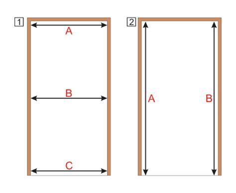 How To Measure Interior Door The Door Jamb