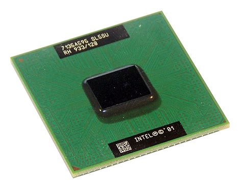 Sockel 479 Cpu by Intel Rh80533nz933128 Celeron Mobile 933mhz Socket 479 Processor Sl5su Ebay
