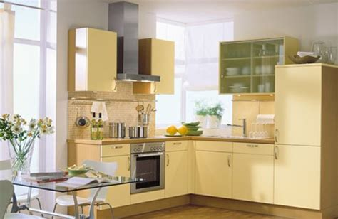 Pale Yellow Kitchen by 57 Bright And Colorful Kitchen Design Ideas Digsdigs