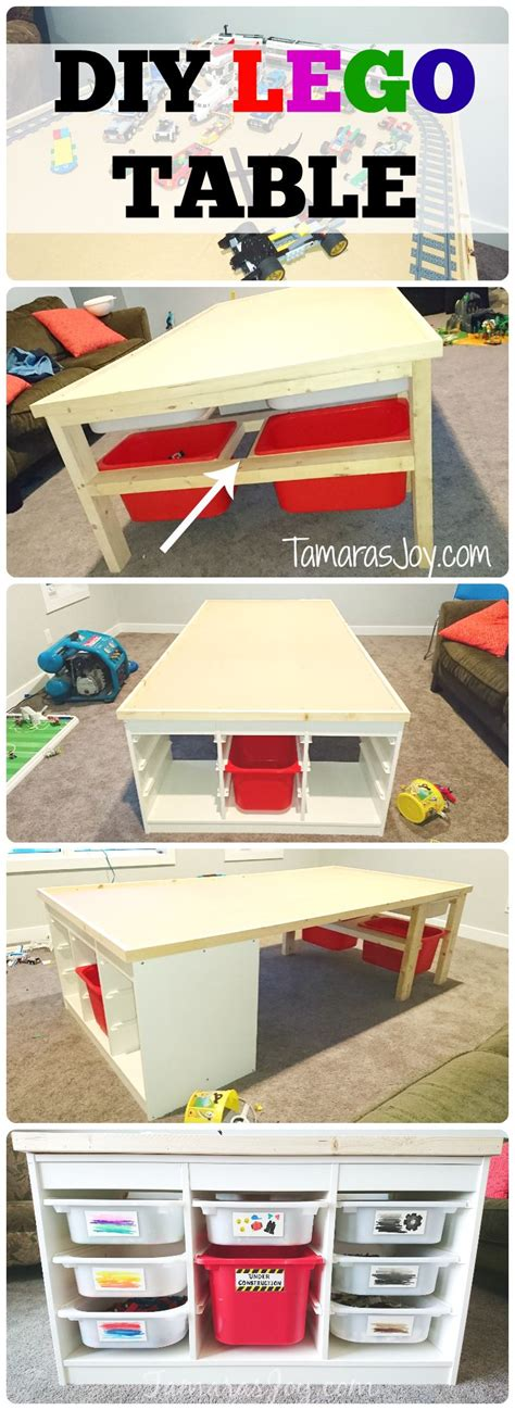 your own lego table with storage 25 best ideas about lego table ikea on lego