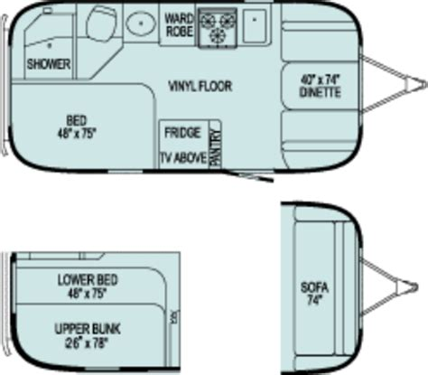 Roadtrek Floor Plans by Wiring Diagram Airstream Bambi Airstream Forum Elsavadorla