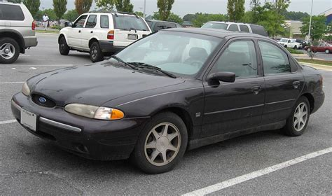 how do cars engines work 1998 ford contour transmission control ford contour wikidata