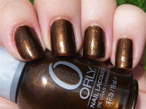 Orly Buried Alive lacquered painted polished getting buried alive is totally worth it with this orly