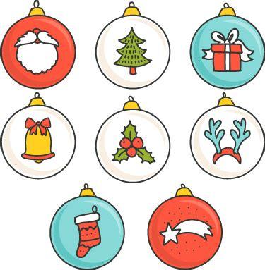 vinilo stickers dibujos navidad tenvinilo