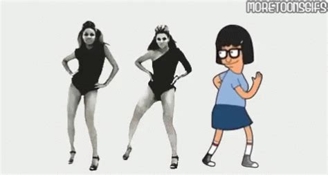 dance gif tinabelcher dance beyonce discover share gifs - Tina Dance