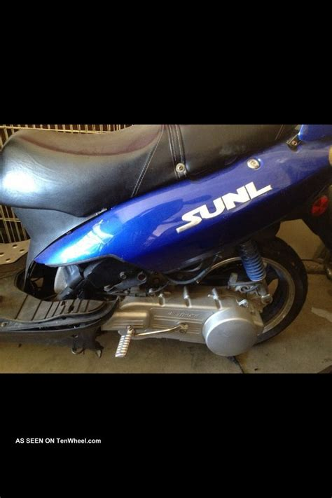 Sun L by 2007 Sunl Moped Scooter