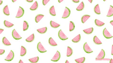 cute pattern desktop wallpaper watermelon desktop wallpaper graphics pinterest watermelon