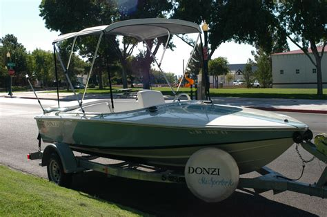 donzi boats for sale in bc donzi 16 ski sporter boat for sale from usa