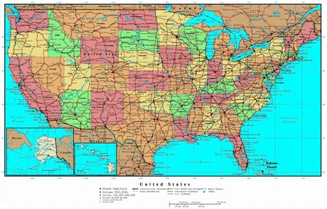 america map high quality map of the usa beautiful pictures and desktop backgrounds
