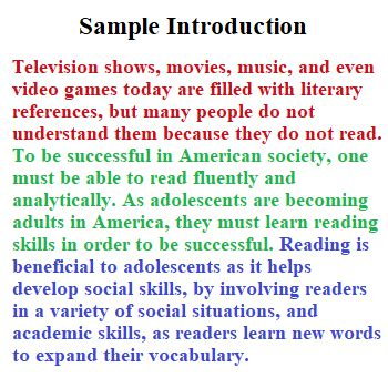 sle introduction images download cv letter and format