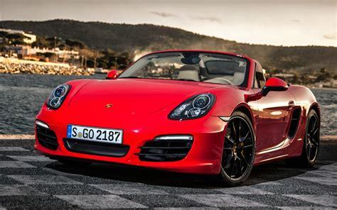 Porsche Spyder Convertible by Convertible Porsche Boxster Spyder Fondos De Pantalla Hd