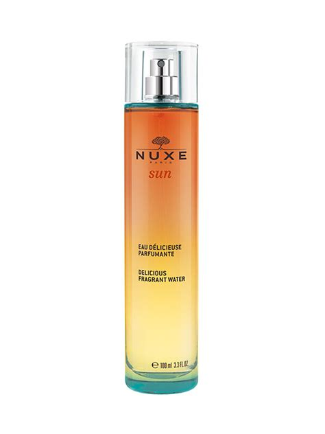 Sunlight L Reviews by Nuxe Sun Eau D 233 Licieuse Parfumante Vaporisateur 100 Ml