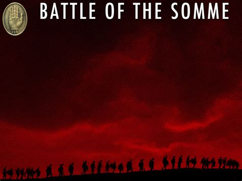 battle of the somme powerpoint template adobe education