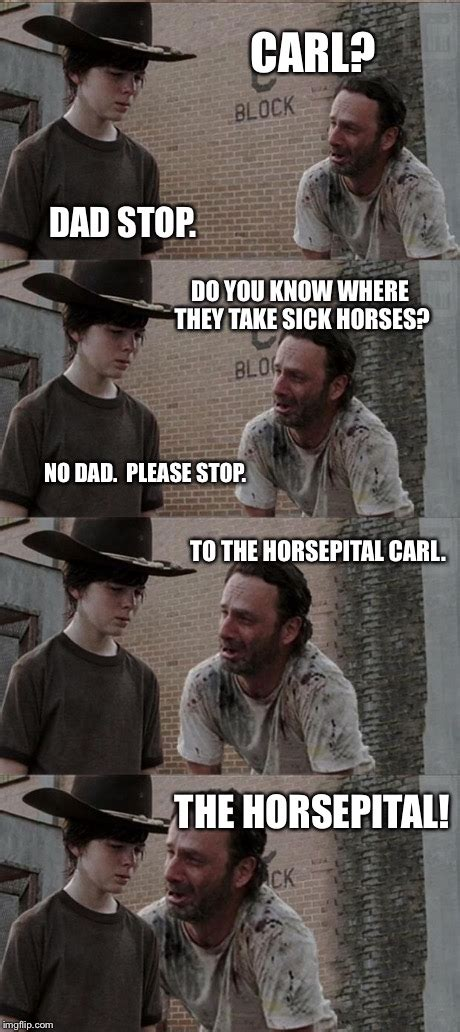 Carl Walking Dead Meme - walking dead meme carl and rick shellfish www imgkid com