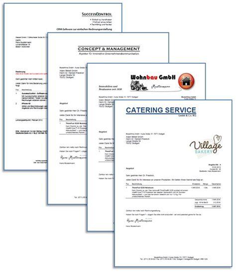 Rechnung Freiberufler Unterschrift Rechnungsprogramm F 252 R Microsoft Office Clever Und Einfach Mit Crmcrm Software Genial Einfach