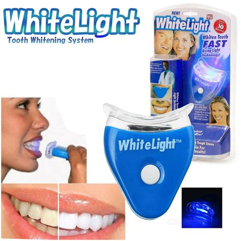 white light tooth teeth whitening system