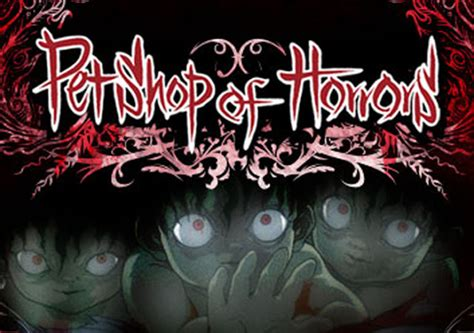 petshop of horrors staff picks top 15 horror themed anime page 2 of 3