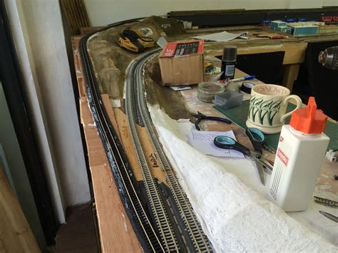 leads for yards rochelle intermodal n scale layout 187 archive 187 layout update 9 august
