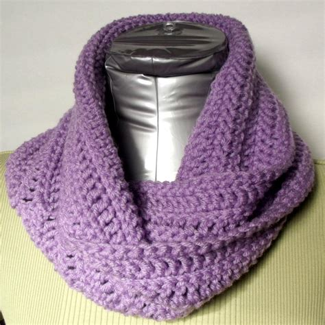 Easy Free and easy infinity cowl allfreecrochet