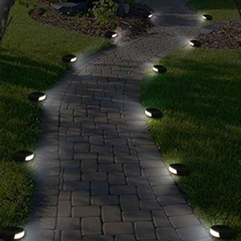 Aliexpress Com Buy 4pcs Lot Solar Path Lights Led Solar Led Pathway Lights