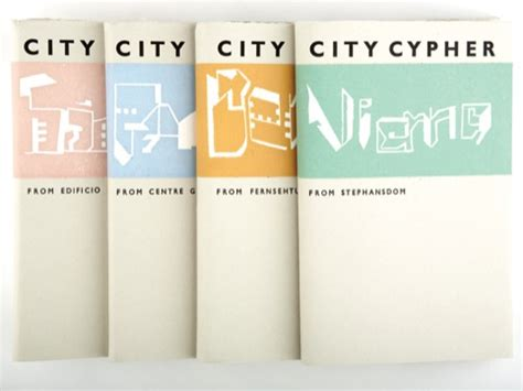 Cypher City Tales leonie lachlan s tale of many cities design week