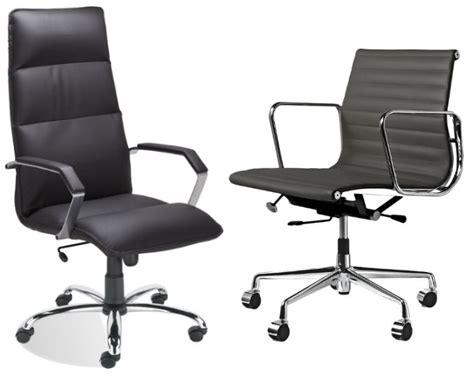 chaises bureau une chaise de bureau confortable et