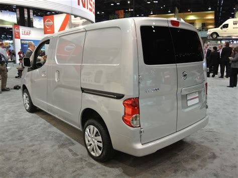 nissan nv200 office best small cargo vans html autos post