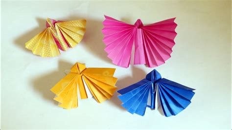 tutorial origami kupu kupu tutorial origami kupu kupu 3d origami butterfly step by