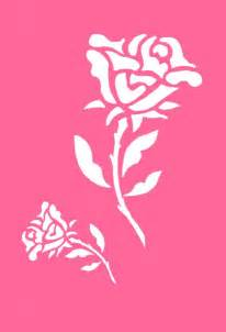 Rose Templates Free Stencils Of Roses Galleryhip Com The Hippest Galleries
