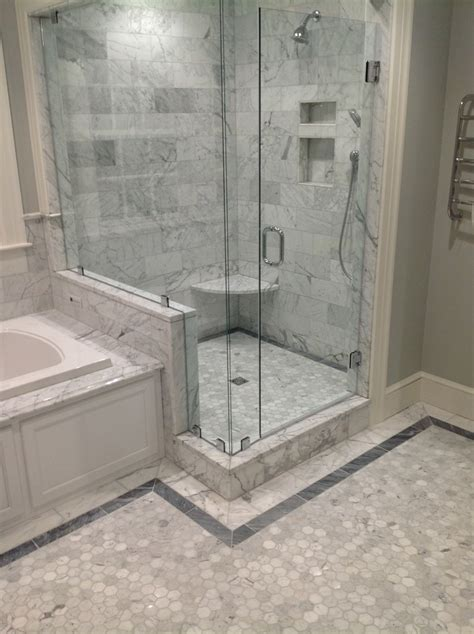 Superb strasser woodenworks in Bathroom Traditional with Shower Tub Connected next to Floor