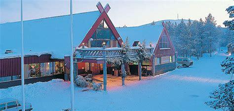 lapland log cabin akas cabins yllas lapland finland ski holidays inghams
