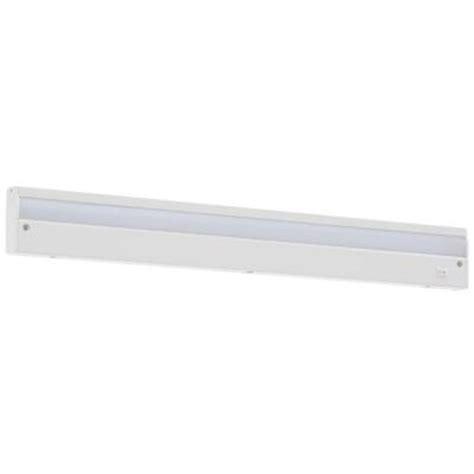 commercial electric led under cabinet lights commercial electric 24 in led white direct wire under
