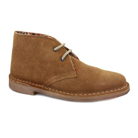 womens desert boots coolway mias womens laced suede desert boots chestnut