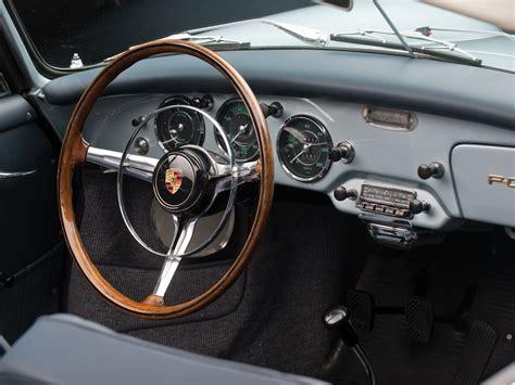 vintage porsche interior 1960 porsche 356b 1600 cabriolet reutter t 5