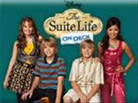 theme song zack and cody the suite life of zack and cody on deck theme song with