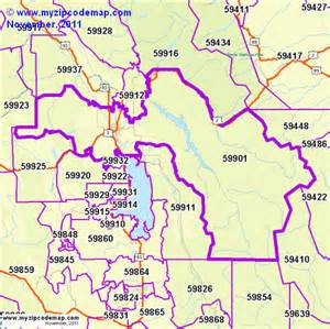 Montana Zip Code Map by Zip Code Map Of 59901 Demographic Profile Residential