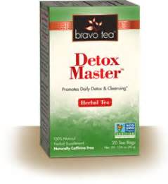 Caribbean Dreams Cleansing Tea Detox by Bravo Detox Master 20 Tea Bags