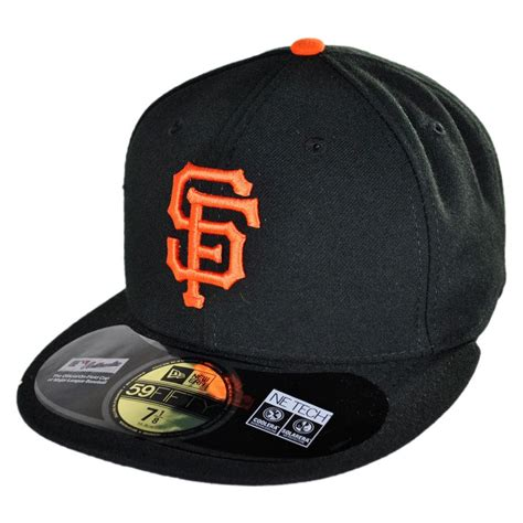 new era san francisco giants mlb 59fifty fitted