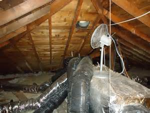 attic fans won t fix ice dams
