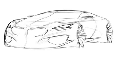 8 Series Sketches by Best 25 Bmw Sketch Ideas On Car Sketch Car