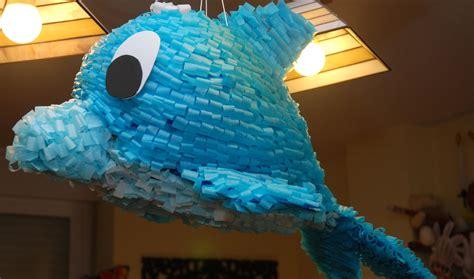 como hacer una delfin con materiales reciclables como hacer pi 241 atas de animales marinos f 225 cilmente