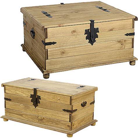 mexican trunk coffee table corona single storage box chest trunk coffee