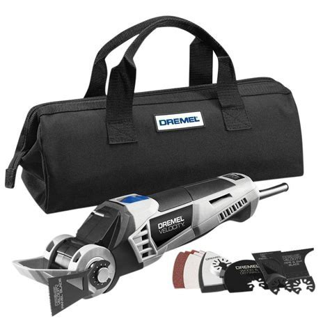 Dremel Velocity 7.0 Amp Corded 2 Position Oscillating Tool